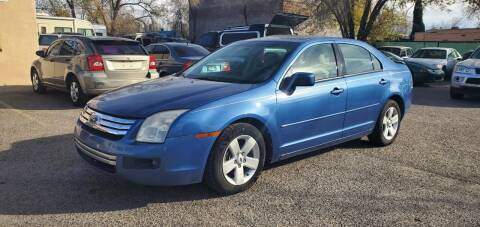 2009 Ford Fusion for sale at One Community Auto LLC in Albuquerque NM