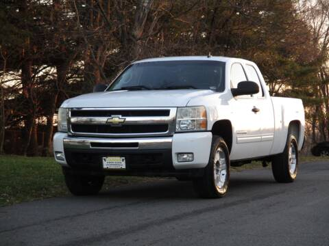 2011 Chevrolet Silverado 1500 for sale at Loudoun Used Cars in Leesburg VA