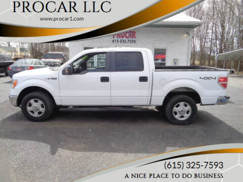 2014 Ford F-150 for sale at PROCAR LLC in Portland TN