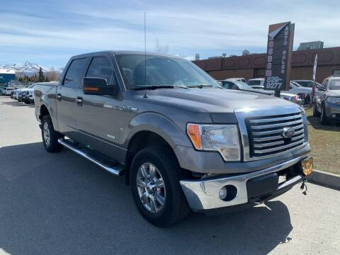 2011 Ford F-150 for sale at Freedom Auto Sales in Anchorage AK