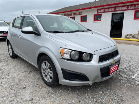 2015 Chevrolet Sonic for sale at Sarpy County Motors in Springfield NE