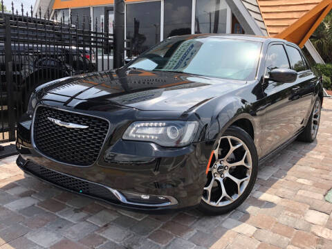 2015 Chrysler 300 for sale at Unique Motors of Tampa in Tampa FL