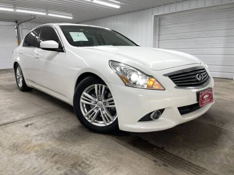 2015 Infiniti Q40 for sale at Hi-Way Auto Sales in Pease MN