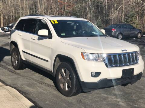 2012 Jeep Grand Cherokee for sale at Elite Auto Sales in North Dartmouth MA