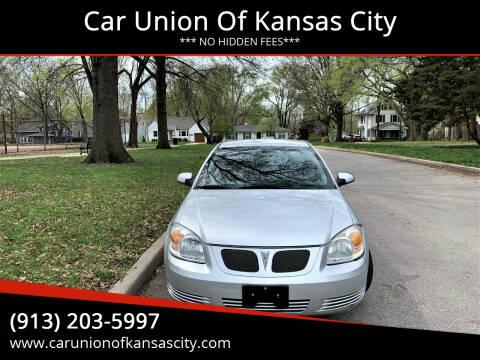 2009 Pontiac G5 for sale at Car Union Of Kansas City in Kansas City MO