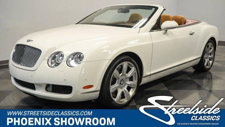 2007 Bentley Continental for sale in Mesa, AZ