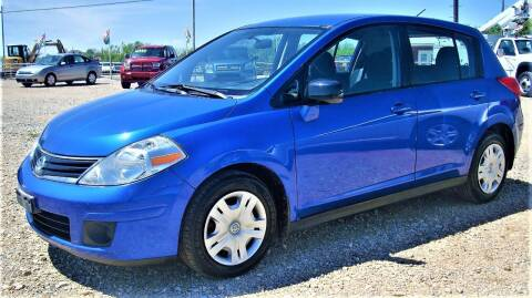 2011 Nissan Versa for sale at Advantage Auto Sales in Wichita Falls TX