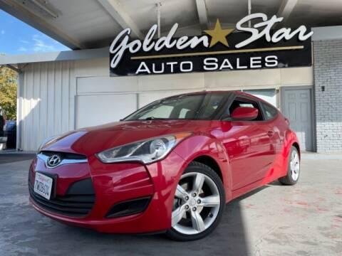 2015 Hyundai Veloster for sale at Golden Star Auto Sales in Sacramento CA