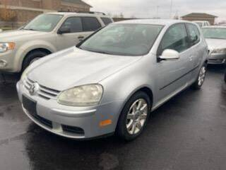 2007 Volkswagen Rabbit for sale at ENZO AUTO in Parma OH
