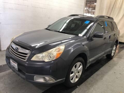 2010 Subaru Outback for sale at Gold Coast Motors in Lemon Grove CA