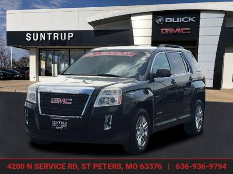 2012 GMC Terrain for sale at SUNTRUP BUICK GMC in Saint Peters MO