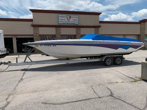 1995 Fountain 27 FEVER for sale at Iconic Motors of Oklahoma City, LLC in Oklahoma City OK