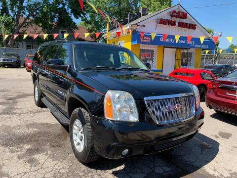 2007 GMC Yukon XL for sale at C & M Auto Sales in Detroit MI