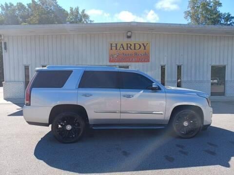 2015 Cadillac Escalade for sale at Hardy Auto Resales in Dallas GA