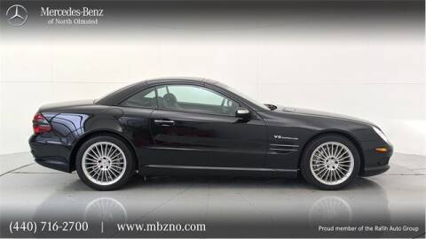 2004 Mercedes-Benz SL-Class for sale at Mercedes-Benz of North Olmsted in North Olmsted OH