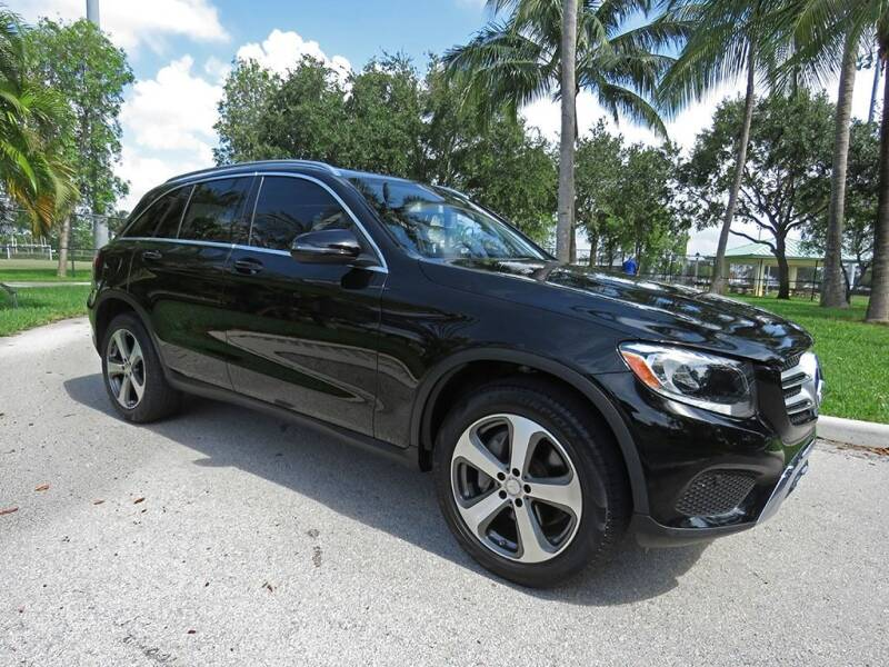 2016 Mercedes-Benz GLC for sale at Progressive Motors in Pompano Beach FL
