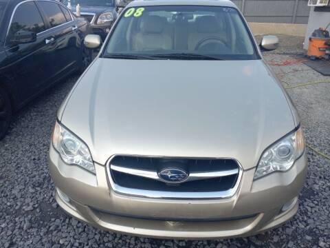 2008 Subaru Legacy for sale at Keyser Autoland llc in Scranton PA