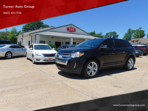 2012 Ford Edge for sale at Turner Auto Group in Greenwood MS