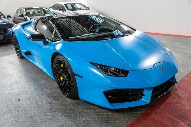 2017 Lamborghini Huracan for sale in Brooklyn, NY