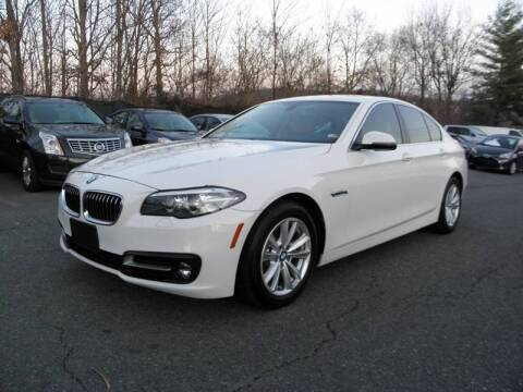 2015 BMW 5 Series for sale at Dream Auto Group in Dumfries VA