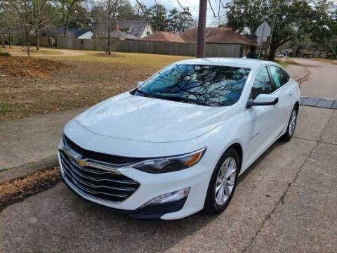 2020 Chevrolet Malibu for sale at Amazon Autos in Houston TX