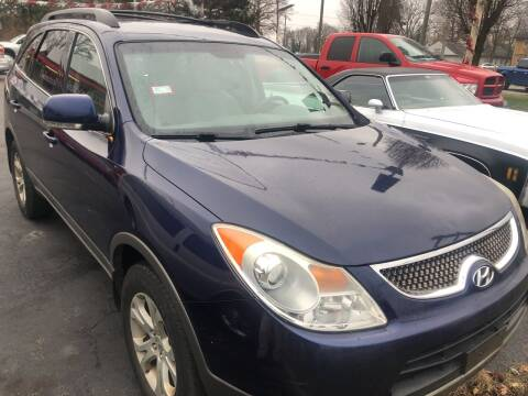 2010 Hyundai Veracruz for sale at Right Place Auto Sales in Indianapolis IN