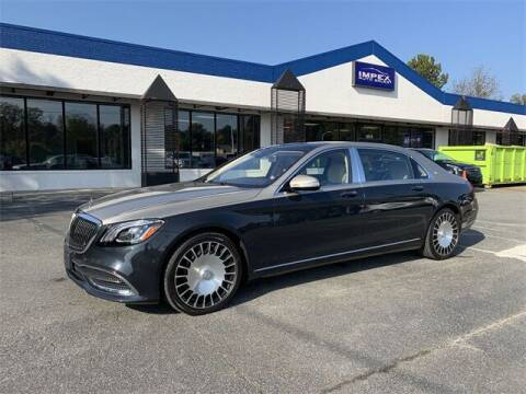 2019 Mercedes-Benz S-Class for sale at Impex Auto Sales in Greensboro NC