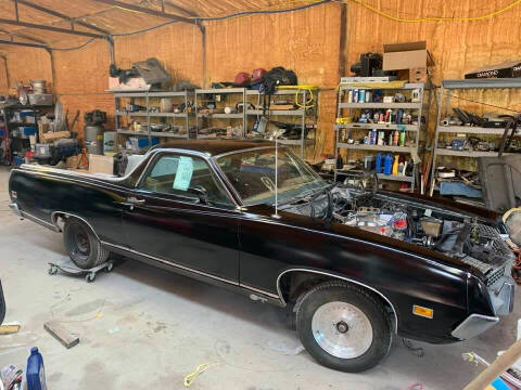 1971 Ford Ranchero for sale at BUZZZ MOTORS in Moore OK