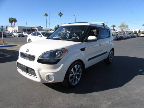 2013 Kia Soul for sale at Charlie Cheap Car in Las Vegas NV