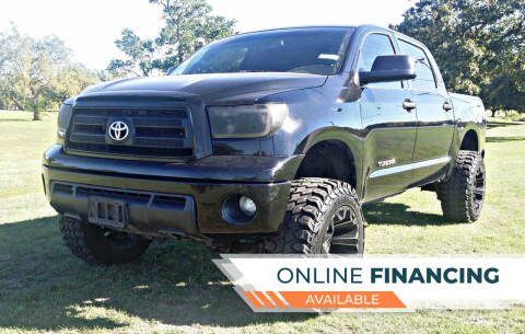 2011 Toyota Tundra for sale at H & H AUTO SALES in San Antonio TX