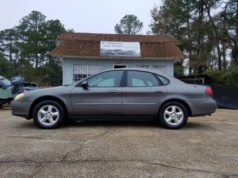 2003 Ford Taurus for sale at St. Tammany Auto Brokers in Slidell LA