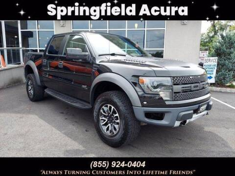 2013 Ford F-150 for sale at SPRINGFIELD ACURA in Springfield NJ