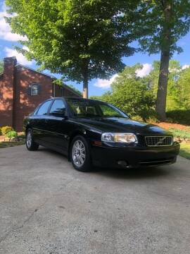 2005 Volvo S80 for sale at Judy's Cars in Lenoir NC