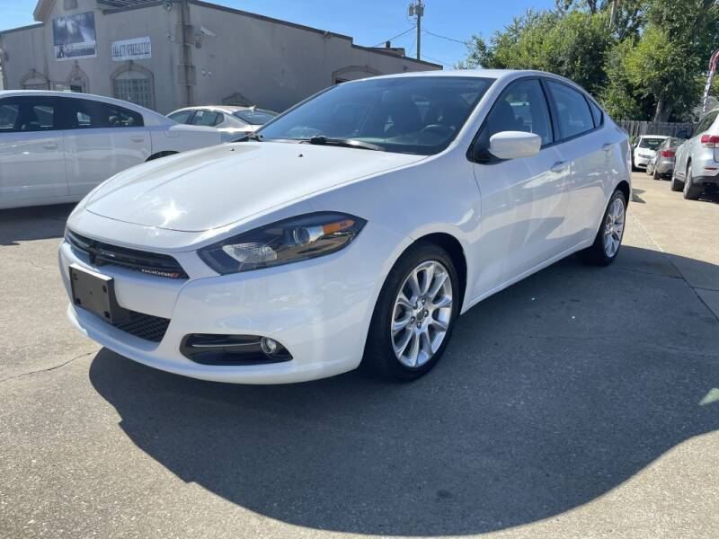 2013 Dodge Dart for sale at T & G / Auto4wholesale in Parma OH