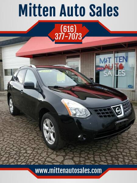 2009 Nissan Rogue for sale at Mitten Auto Sales in Holland MI