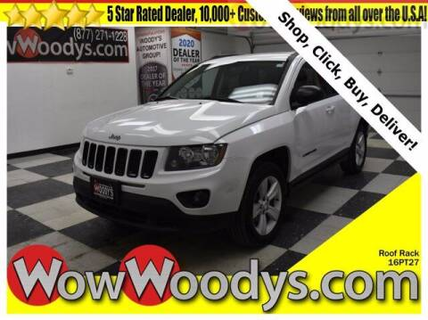 2016 Jeep Compass for sale at WOODY'S AUTOMOTIVE GROUP in Chillicothe MO