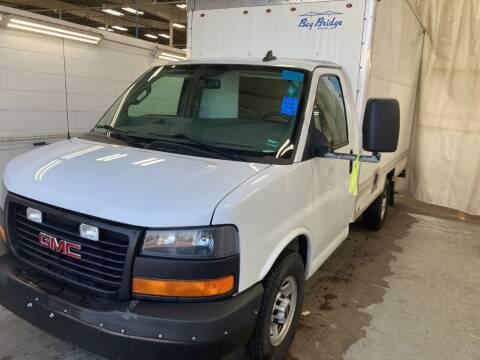 2018 GMC Savana Cutaway for sale at KA Commercial Trucks, LLC in Dassel MN