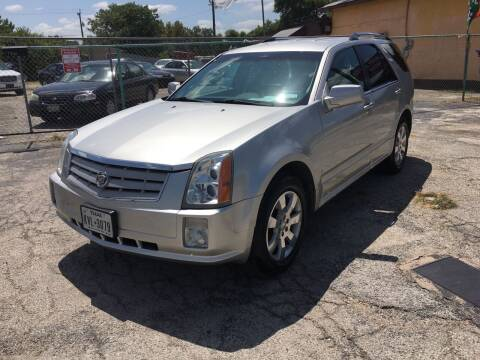 2006 Cadillac SRX for sale at Quality Auto Group in San Antonio TX