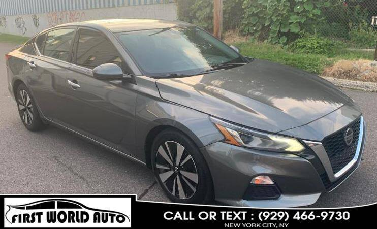 2020 Nissan Altima for sale at First World Auto in Jamaica NY
