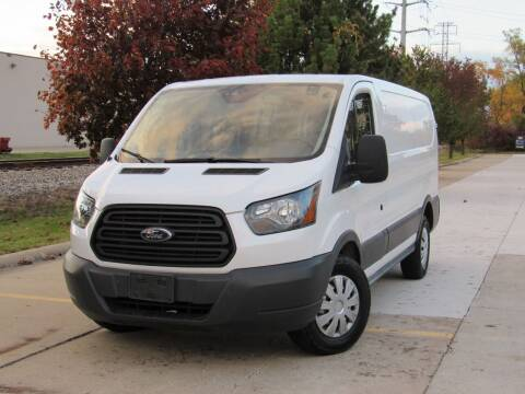 2016 Ford Transit Cargo for sale at A & R Auto Sale in Sterling Heights MI