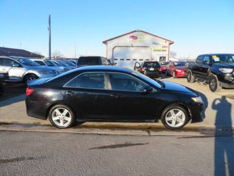 2014 Toyota Camry for sale at Jefferson St Motors in Waterloo IA