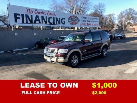 2007 Ford Explorer for sale at Auto Mart USA -Lease To Own in Kansas City MO