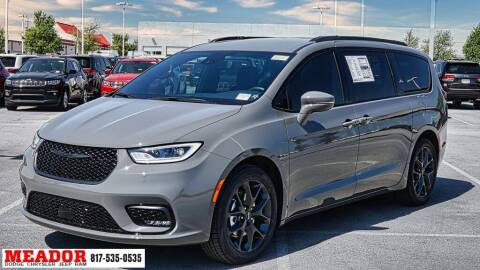 2021 Chrysler Pacifica for sale at Meador Dodge Chrysler Jeep RAM in Fort Worth TX