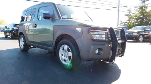 2003 Honda Element for sale at Action Automotive Service LLC in Hudson NY