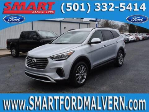 2018 Hyundai Santa Fe for sale at Smart Auto Sales of Benton in Benton AR