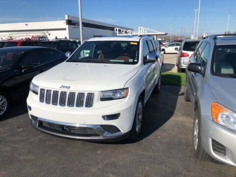 2015 Jeep Grand Cherokee for sale at BORGMAN OF HOLLAND LLC in Holland MI