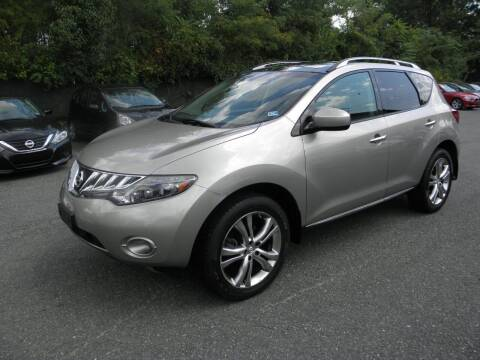 2009 Nissan Murano for sale at Dream Auto Group in Dumfries VA