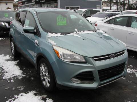 2013 Ford Escape for sale at CLASSIC MOTOR CARS in West Allis WI
