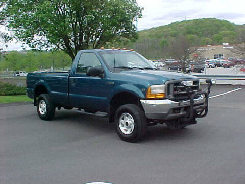 2001 Ford F-250 Super Duty for sale at North Hills Auto Mall in Pittsburgh PA