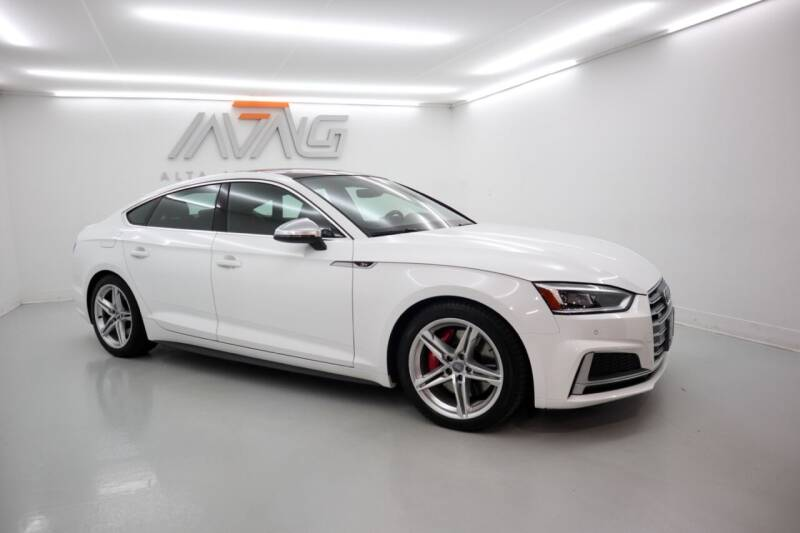 2018 Audi S5 Sportback for sale at Alta Auto Group LLC in Concord NC